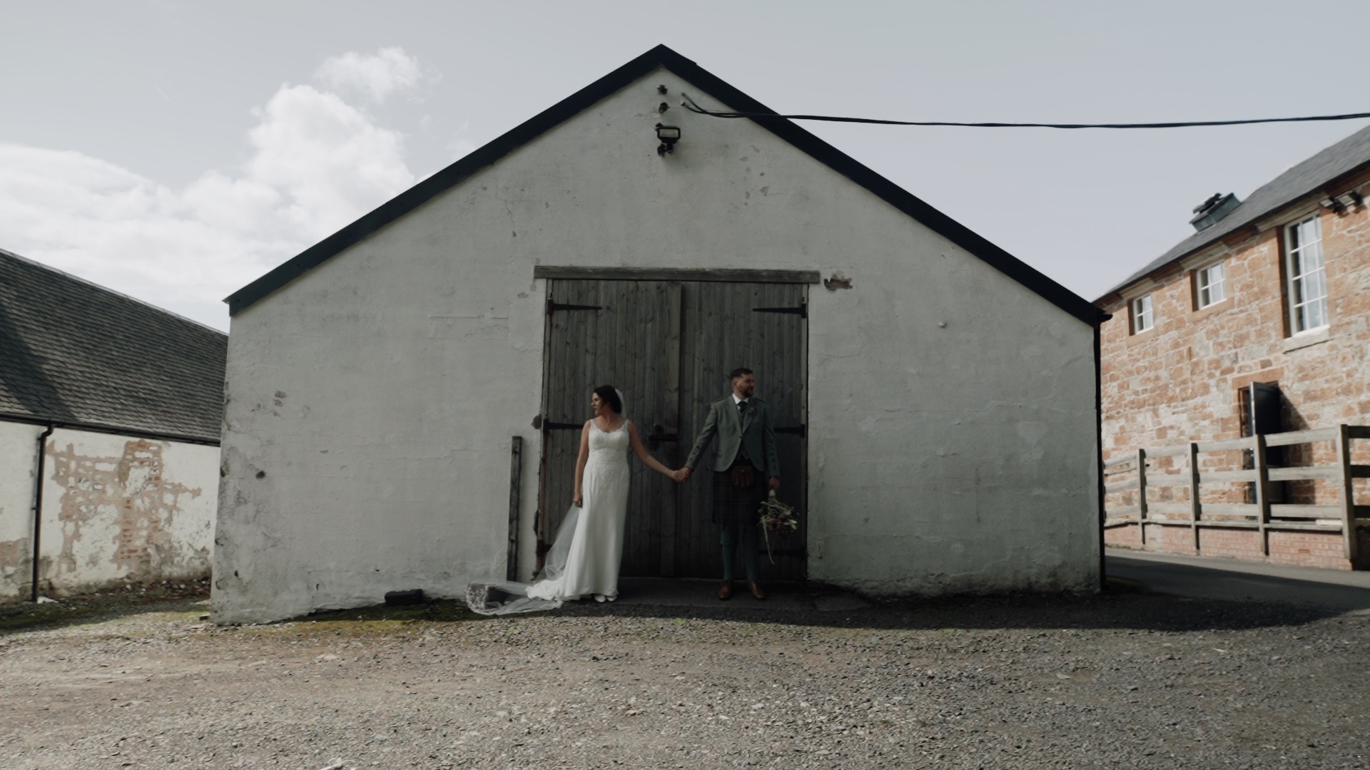 Barn Wedding Alternative