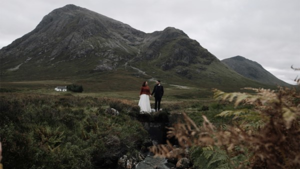 Elopement Photo + Video Scotland